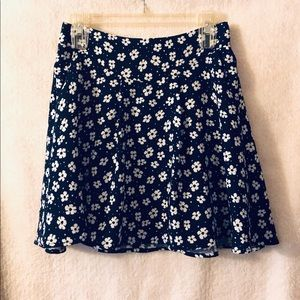 B_envied Floral Skirt